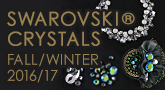 SWAROVSKI CRYSTALS FALL/WINTER 2016/17