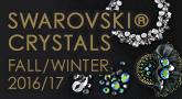 SWAROVSKI CRYSTALS FALL/WINTER 2016/17