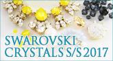 SWAROVSKI CRYSTALS 2017 Spring/Summer