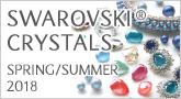 SWAROVSKI CRYSTALS Spring/Summer 2018