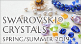 SWAROVSKI CRYSTALS Spring/Summer 2019