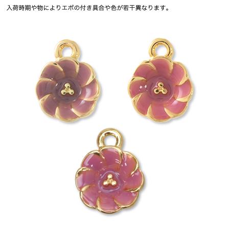 チャームフラワー ピオニー エポ付 1カン ピンク/G
