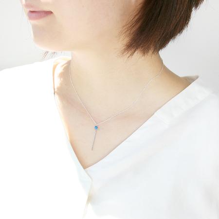 レシピNo.1514 京都オパールのプチネックレス2種
