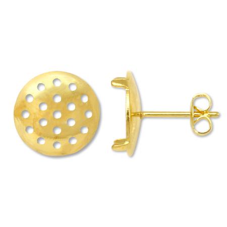 ピアス シャワー ゴールド
