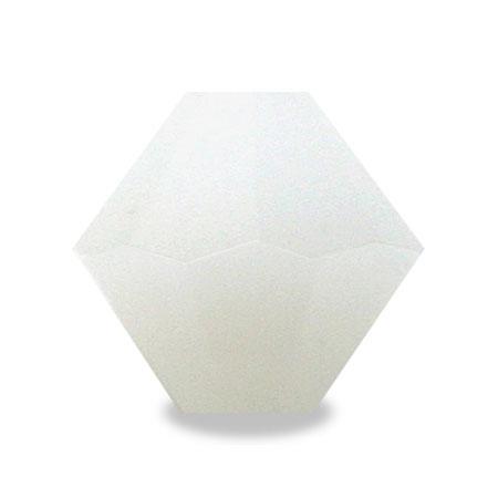 スワロフスキー・クリスタル #5328 ホワイトアラバスター