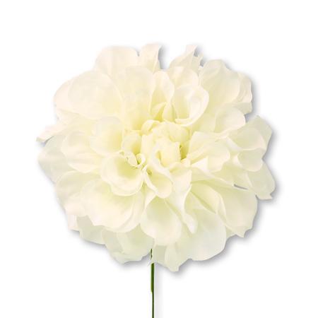 アーティフィシャルフラワー ダリアピック A-31451 ホワイト(001 White)(数量限定)