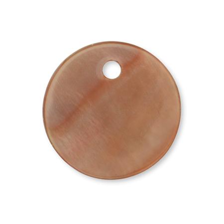 シェルパーツ BRO-1 茶蝶貝