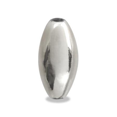 樹脂パール ナツメ 銀(KCP301)