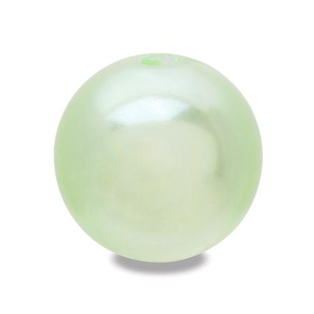 樹脂カラーパール アイスグリーン
