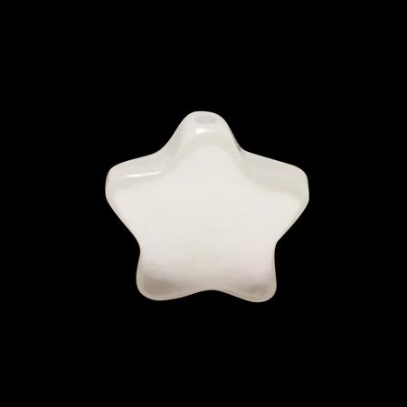 シェルパーツ 星 白蝶貝