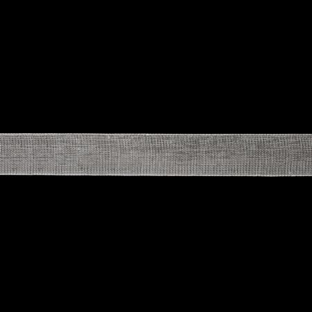 オーガンジーリボン 1500 2 白