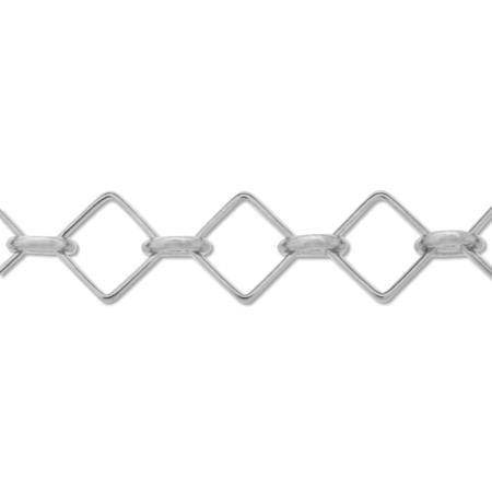 チェーン K-362 ロジウムカラー