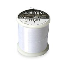 ビーズステッチ専用糸 K4570/1(ホワイト)