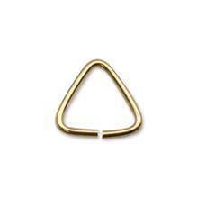三角カン ゴールド