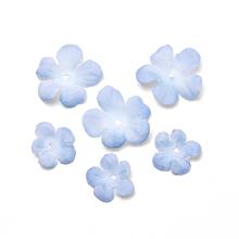アーティフィシャルフラワー スノーボール ライトブルー(019 LT/Blue)(数量限定)