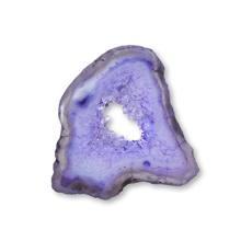 半貴石 ドゥルージーアゲートS ブルー(染)(数量限定)