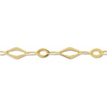 チェーン QK-103 ゴールド