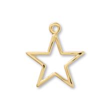 メタルパーツ 星No.1 ゴールド