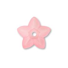 アクリル ドイツ製 花17 ピンクマット