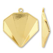 石座 #4928用1カン付 ゴールド