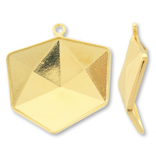 石座 #4933用1カン付 ゴールド