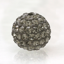 スワロフスキー・クリスタル #86 001 ブラックダイヤ
