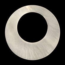 シェルパーツ サークル ホワイト