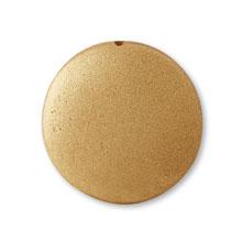 ウッドパーツ コイン ゴールド